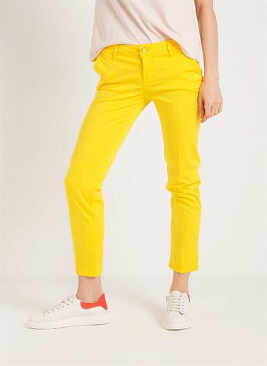 Xtsy Pantolon Sarı